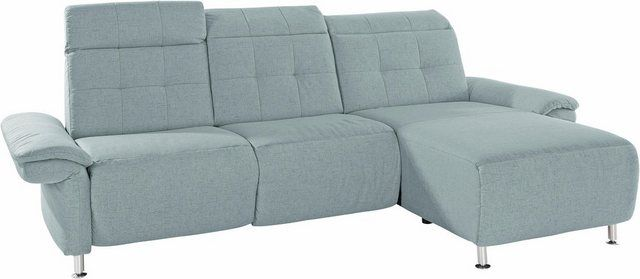 Ecksofa Manhattan 2 Sitze Mit Elektrischer Relaxfunktion Verstellbare Armlehnen Home Decor Furniture Couch