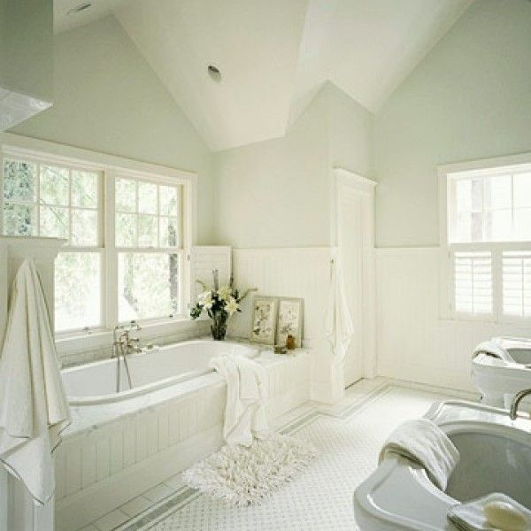 Small Bathrooms Cottage Style: Cottage Bathroom Design
