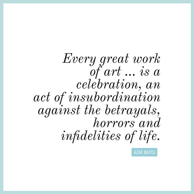 Quotable - Azar Nafisi
