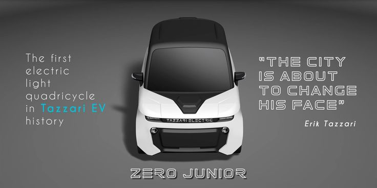Style and safety! The first ZERO ever that you can drive from 14 years old: Tazzari ZERO JUNIOR! Steel structural frame and safety cell, electro-powered four discs braking system and ABS #quadricycle #quadricycles #electriccar #electriccars #tazzari #zero #tazzarizero #evs #ecomobility