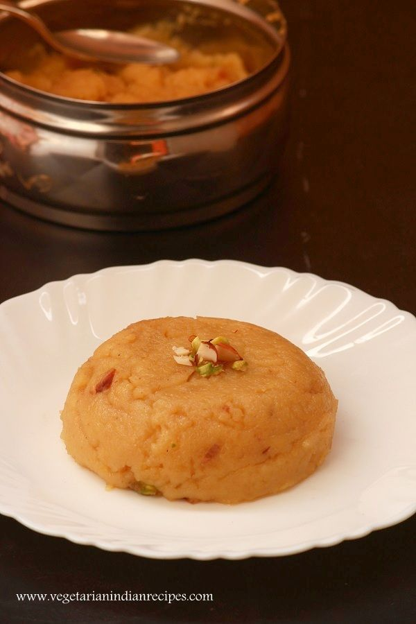 how to make moong dal halwa - tasty North Indian dessert, Rajasthani dessert - moong dal halwa is a tasty Indian dessert made with moong dal. It can be prepared for all occasions.