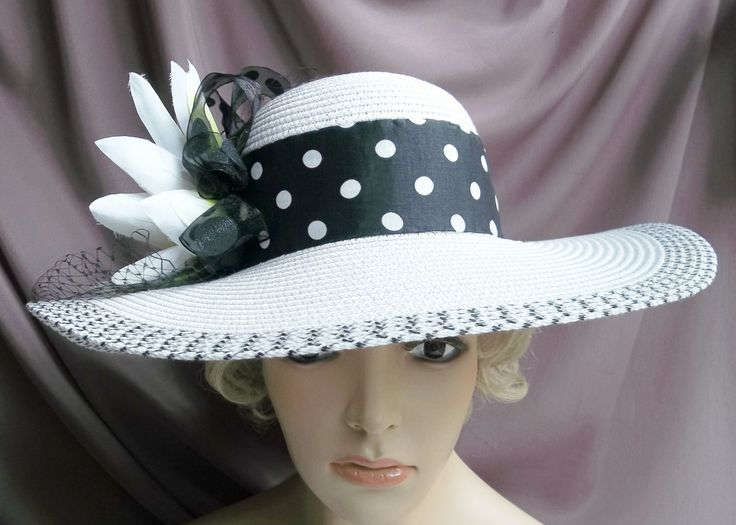 17 Best 1000 images about Garden Hats on Pinterest Derby hats