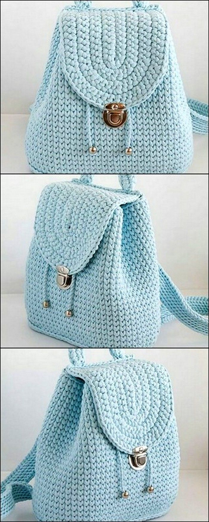 diy Amazing crochet handbag