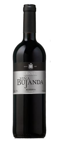 Vina Bujanda Réserva 2009 vinoseleccion.fr | Collection de 6 Reservas de Rioja