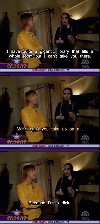 Marilyn Manson                                                                                                                                                                                 More