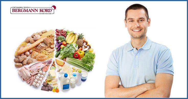 Η σωστή διατροφή ενισχύει την υγεία των μαλλιών ! Οι «μοντέρνες» διατροφικές συνήθειες διακρίνονται από πολύ σοβαρές ελλείψεις ή καταχρήσεις,  οι οποίες, συμβάλουν ενεργά στην απώλεια μαλλιών, καθώς η διατροφή συνιστά έναν πολύ βασικό παράγοντα εμφάνισης του φαινομένου της Τριχόπτωσης, σε άντρες και γυναίκες.