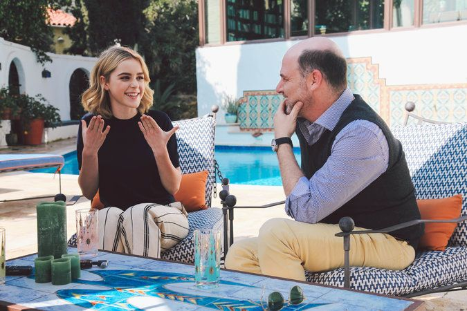 Growing Up on 'Mad Men': A Conversation With Matthew Weiner and Kiernan Shipka - NYTimes.com