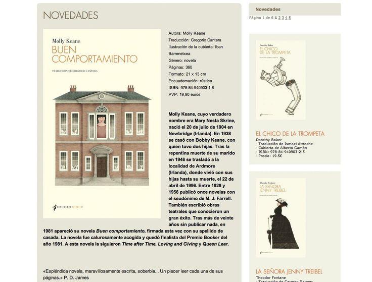 Diseño Mácula Estudio - Editorial Contraseña: www.editorialcontrasena.es #web