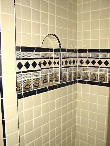 Best Spanish Revival Bathroom Images On Pinterest Spanish