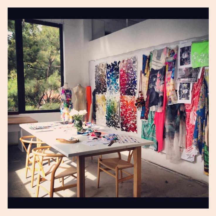 Ginger & Smart design room: Office Ideas, Interior, Design Room, Art Studios, Creative Spaces, Smart Design, Room Ideas, Studio 441