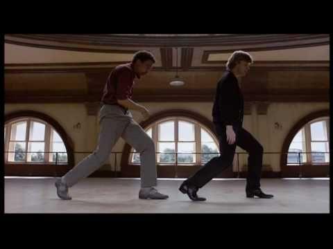 "Gregory Hines & Mikhail Baryshnikov: ""Duo Dance"" (White Nights 1985) [HD]"