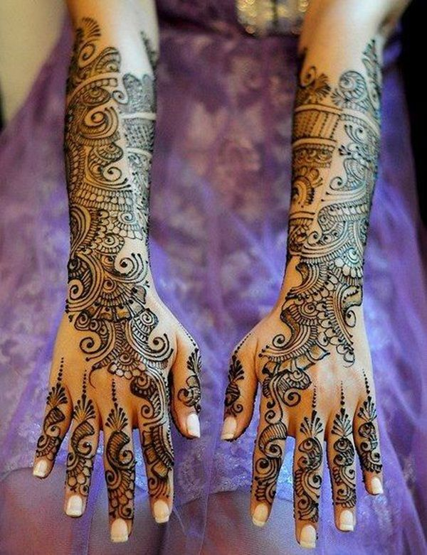 Arabic Mehandi Designs1