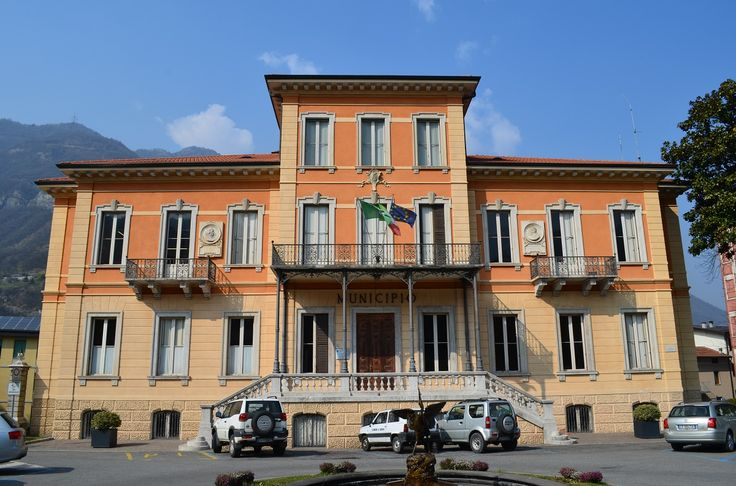 Villa Ronchi a Breno, eleganza camuna