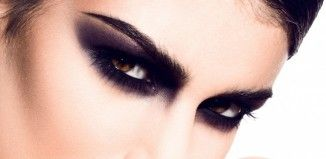 Black Smokey Eye Makeup Ideas