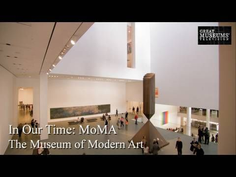 one of the BEST videos to show hs kids about modern art. takes up a class period, but chock full of really important information. handout Qs: Great Museums: MoMA (Museum of Modern Art, NYC)