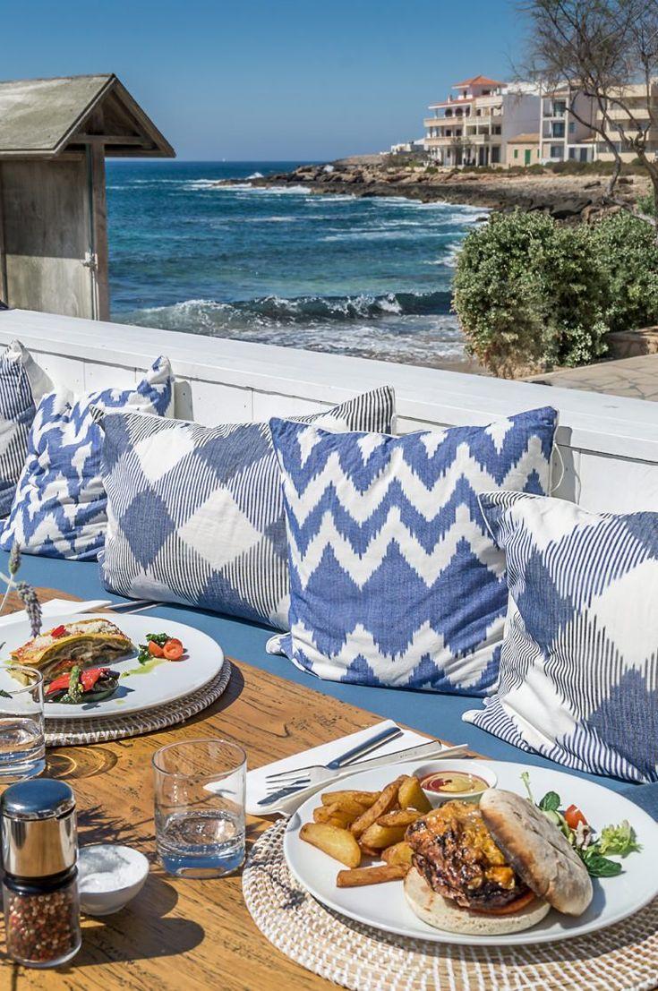 Cassai Beach House in Colònia de Sant Jordi auf Mallorca - Restaurant Hotspot