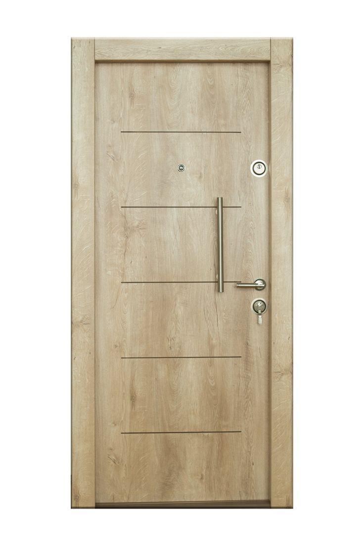 Arta Door Metalic Door with MdfLam