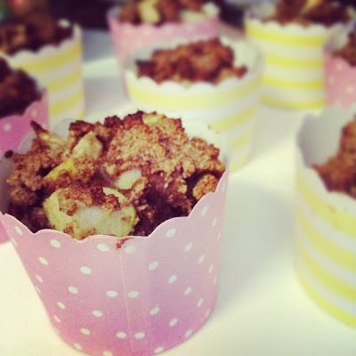 Paleo Muffins with Raspberry Cashews == The Merrymaker Sisters