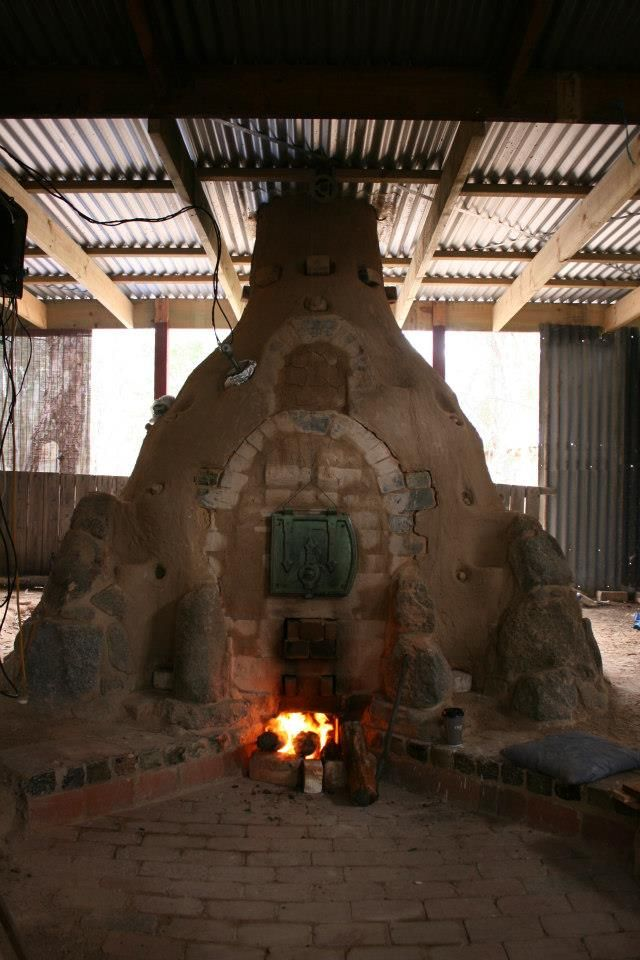 Fire Clays Fired : Images about wood fired kiln designs on pinterest