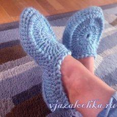 Вязаные женские носки и тапочки, схемы вязания – Вязалочка.ру