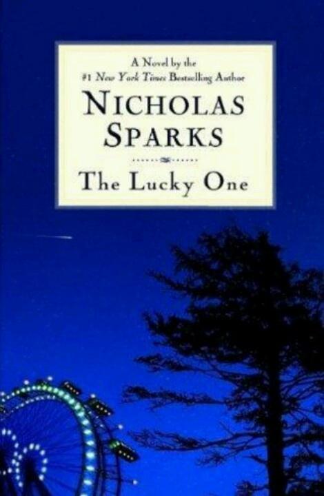 Nicolas Sparks my favorite author