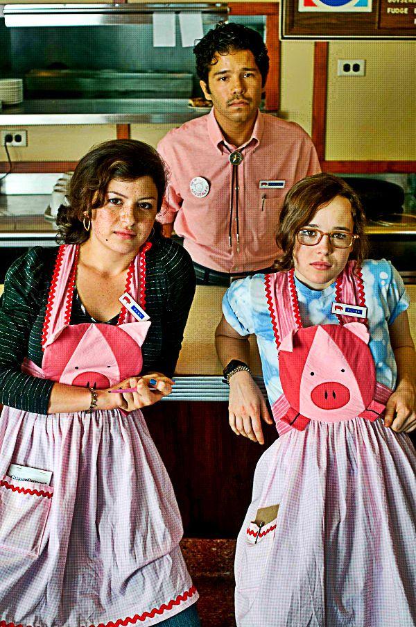Whip It (2009) dirigida por Drew Barrymore