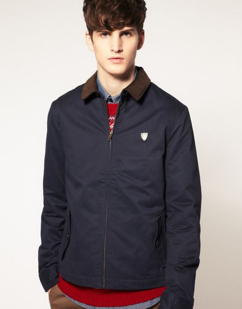 farah vintage the boundary mechanic's jacket