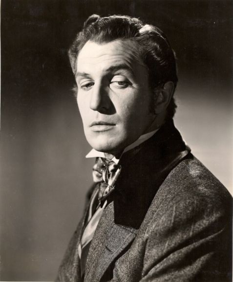 Vincent Price: THE HOUSE OF THE SEVEN GABLES - 1940