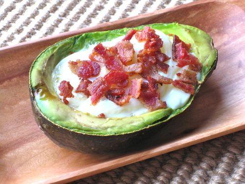 Avocado Baked Egg