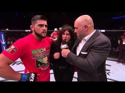 UFC 180: Kelvin Gastelum Highlights - YouTube