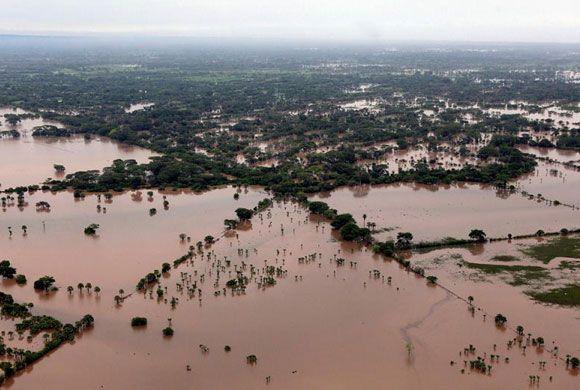 Inundatii in Guatemala