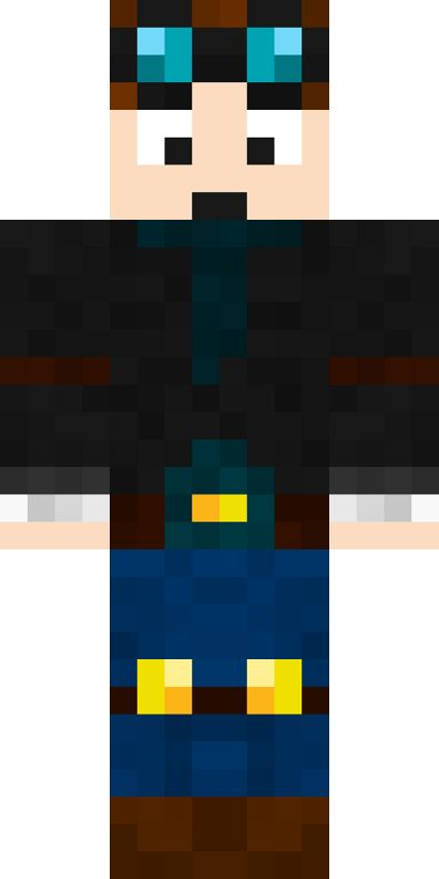 DanTDM - Minecraft Skin Finder - SeusCraft