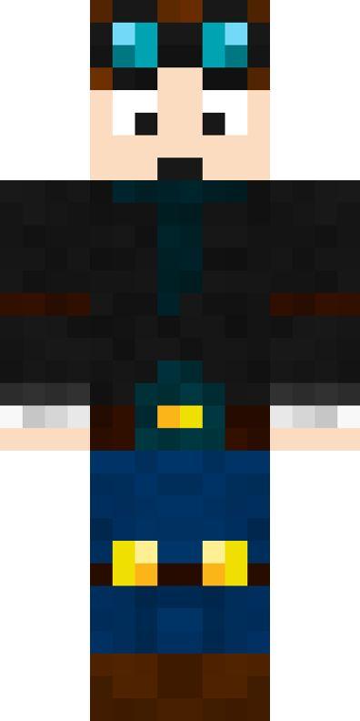 DanTDM - Minecraft Skin Finder - SeusCraft