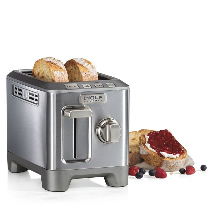 Wolf Countertop Convection Oven Reviews : Wolf Gourmet 2-Slice Toaster Products Pinterest Shops, Toaster ...