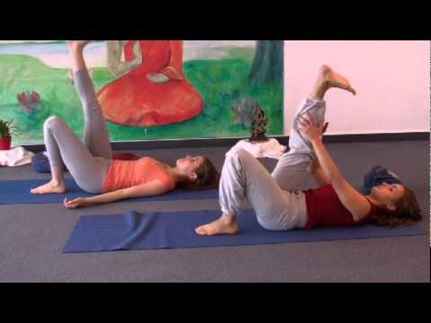 Yoga for your Back - 20 Minutes Yoga Class