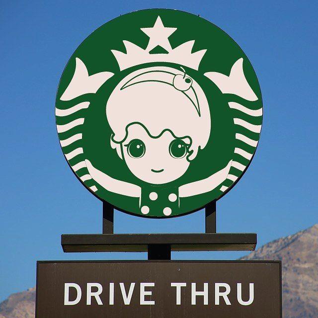 스타벅스 x 체리 Cherry x Starbucks☕️ . #Tingglees #tingglee #cherry #starbucks #starbuckscoffee #sign #parody #character #design #팅글리 #체리 #스타벅스 #스벅 #패러디 #캐릭터 #디자인