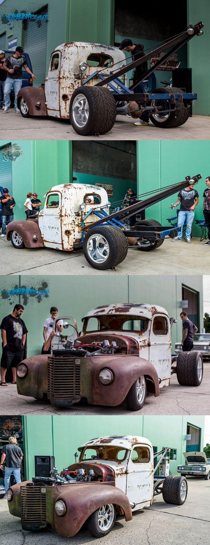 Rusty Hotrod