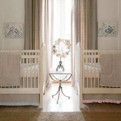 Zwillingszimmer baby  22 best Twins' Nursery images on Pinterest | Babies rooms, Baby ...