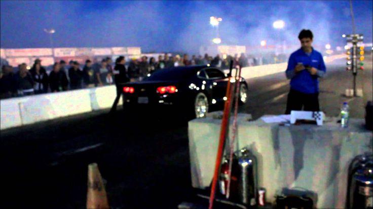 Copo Camaro 427 2013 vs Nissan Gtr 2009 Full Mod 1200HP