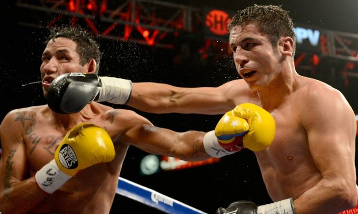 Herrera and Matthysse in talks for Canelo vs. Khan undercard