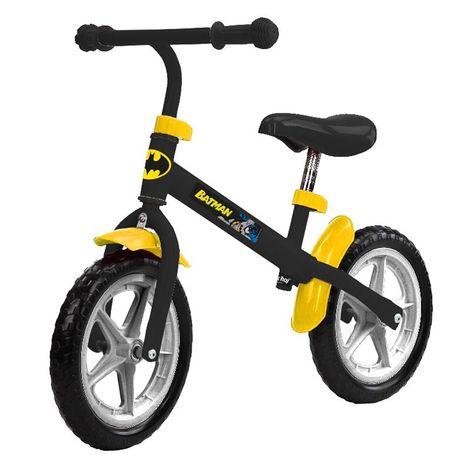 Vehicule pentru copii :: Biciclete si accesorii :: Biciclete fara pedale :: Bicicleta fara pedale Batman 12 Nordic Hoj