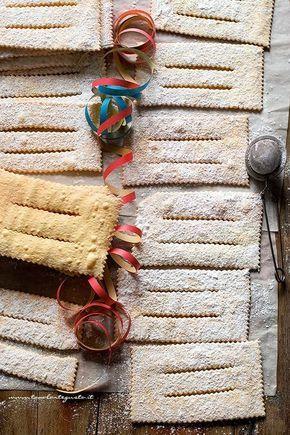 Chiacchiere al forno: la ricetta perfetta e golosa!