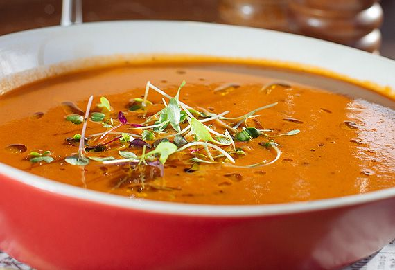 BearBrass' baked tomato and basil soup recipe - 9Kitchen