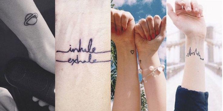 22 Εκπληκτικές ιδέες για μικροσκοπικά τατουάζ στον καρπό. Το 13ο είναι το καλύτερο όλων!