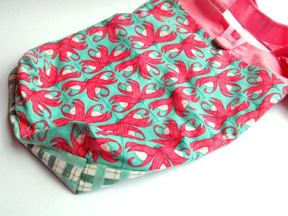 Flowers Tote Bag by bugcrafts on Etsy, $30.00