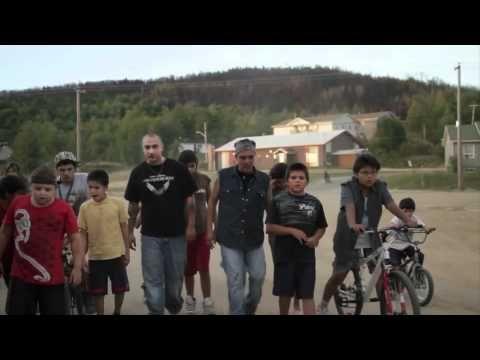 Samian chante Tchinanu avec Kashtin