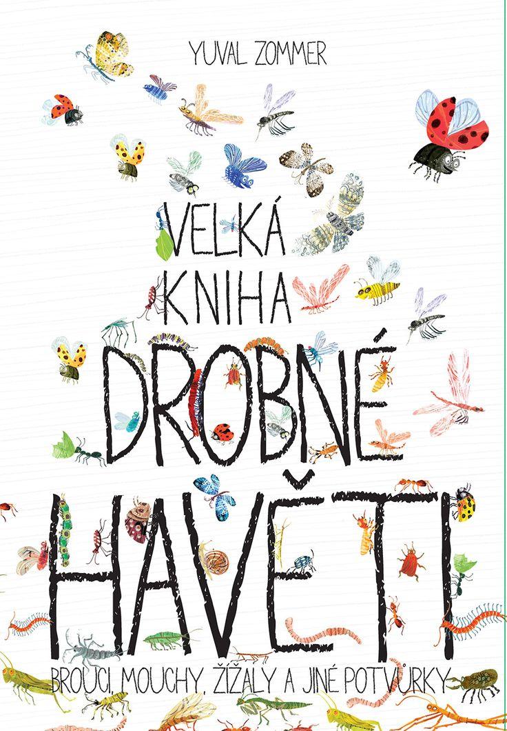 Vítejte v úžasném světě brouků, much, žížal a jiných potvor!             Za recenzní výtisk děkuji nakladatelství Slovart   Slovart (Fb)...