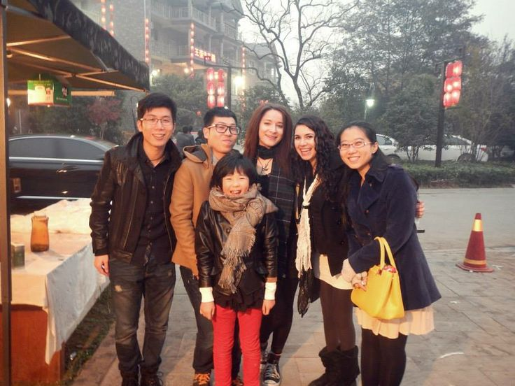 how to say host family in chinese