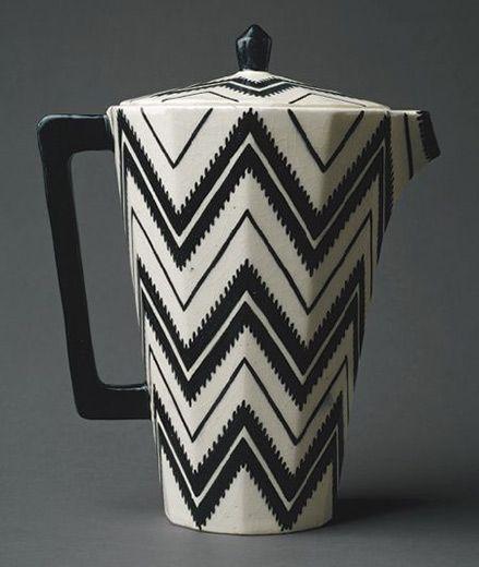 Art-Deco-Coffee-Pot - Pavel-Janák -1912