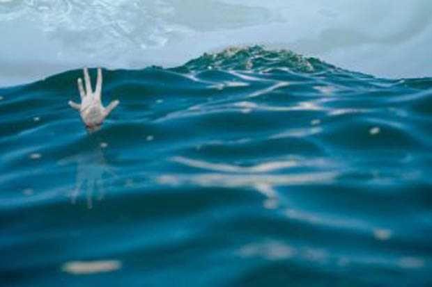 Balita Terseret Arus Kali Garang Semarang Belum Ditemukan